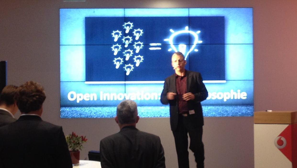 ampido Parkplatzsharing trifft Jens-Uwe Meyer zu Innovation und Digital Markets