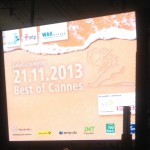ampido Parkplatz Sharing bei der Cannes Rolle