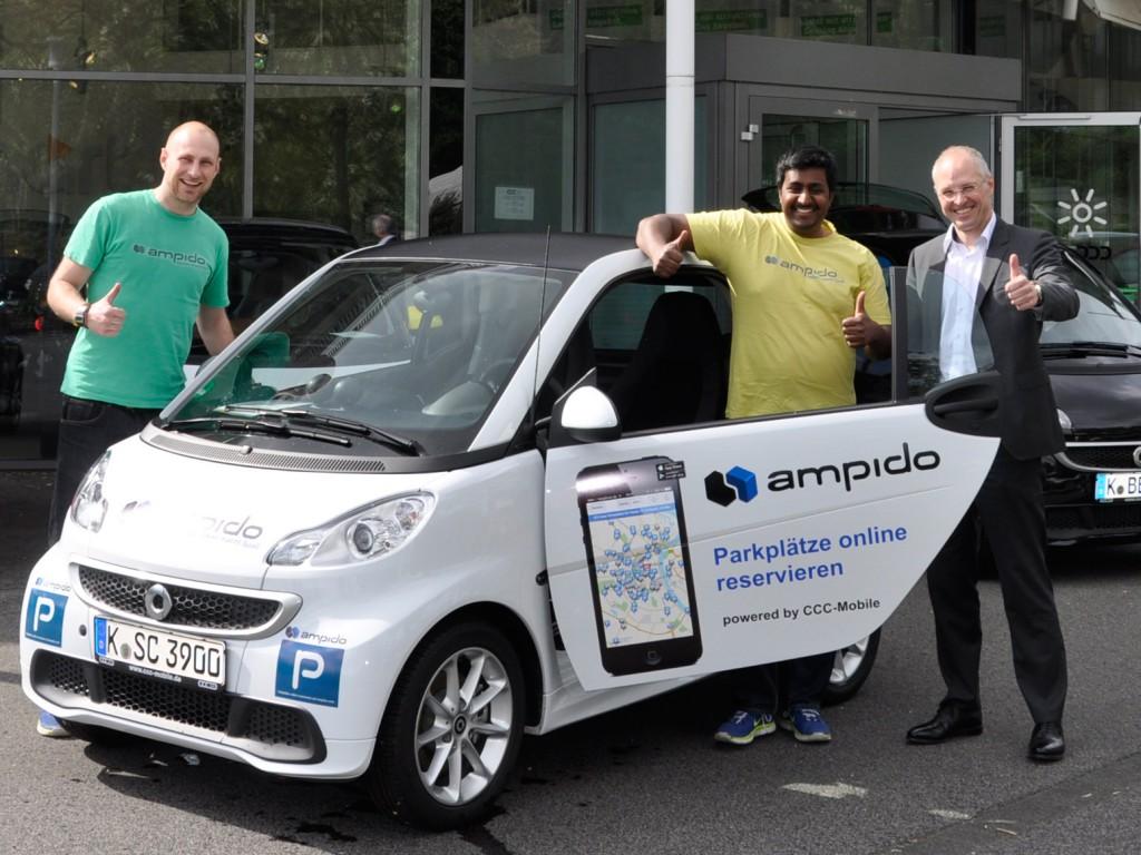 ampido smart ins Elektro-Zeitalter