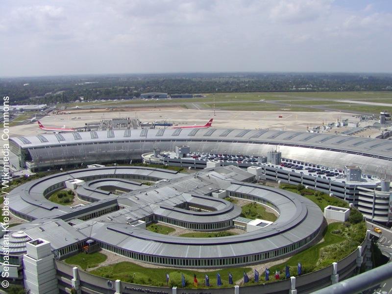 Parkplatz Düsseldorf Flughafen