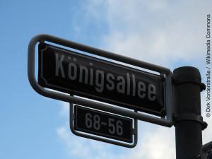 Bild Königsallee